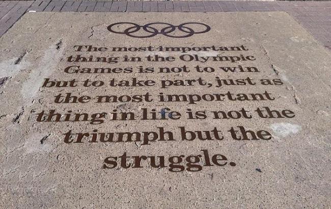 Olympics-quote